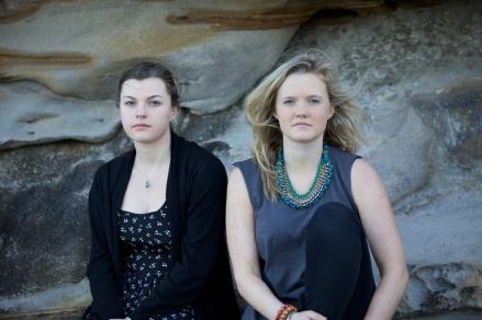 Kristen McNamara and Jessica Neitz morn over the loss of their turtle research leader, Jairo Mora ©James Sherwood - Bluebottle Films