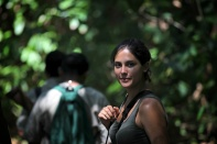 Danielle - Corcovado National Park © James Sherwood - Bluebottle Films