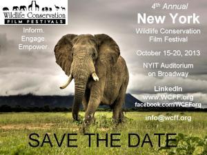 WCFF save the date