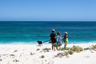 Going fishing with Horak kids - Warroora Station © Danielle Ryan- Bluebottle Films Oct 2014
