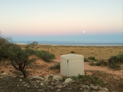 Sunset at Ningaloo Marine Park - Warroora Station © Danielle Ryan