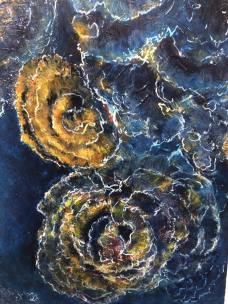 Artwork of Great Barrier Reef by Jacqui Sherwood